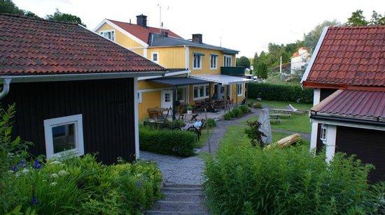 Stavsjö Kolmården Hostel:                   View from the small cottage