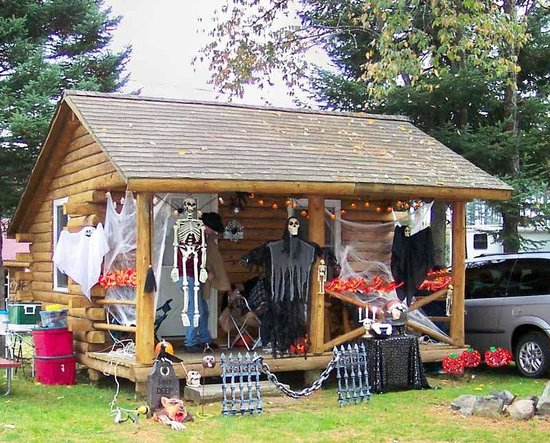 Mountain Lake Campground and RV Park: Columbus Day Weekend/Halloween Extravaganza