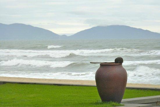 Four Seasons Resort The Nam Hai, Hoi An:                                     the ocean