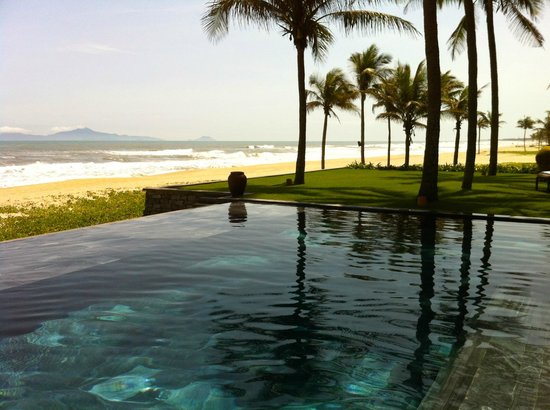 Four Seasons Resort The Nam Hai, Hoi An:                                     the best private pool ever