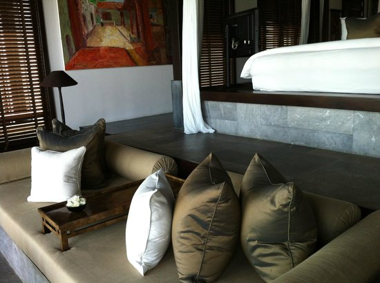 The Nam Hai Hoi An - a GHM hotel:                                     beautiful decor