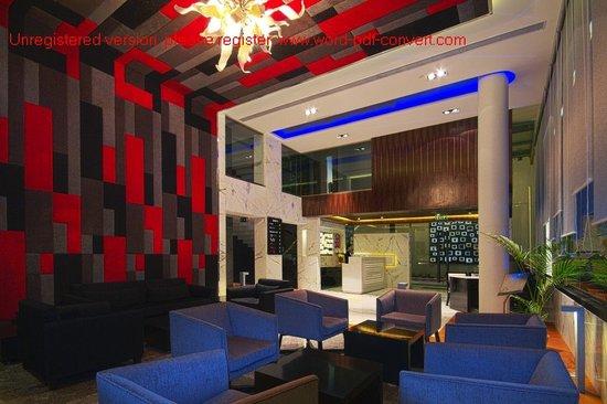 The Fern Residency: The_Fern_Residency_Chandigarh_Lobby
