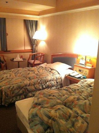 International Hotel Nagoya :                   房間