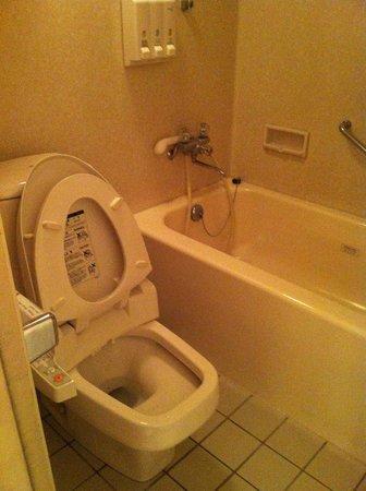 International Hotel Nagoya :                   浴室