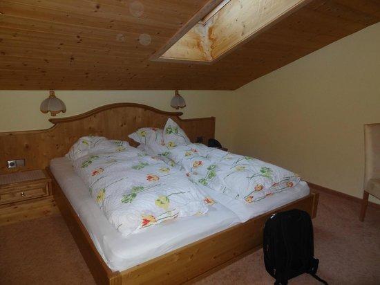 Hinterfischbach:                   Bed room