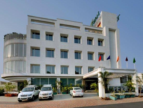 The Fern Residency, Rajkot: The_Fern_Residency_Rajkot_Exterior