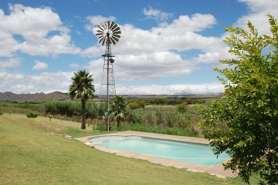 De Zeekoe Guest Farm:                   Garten