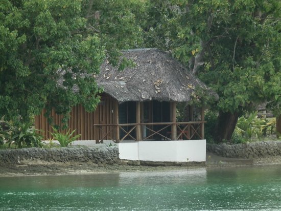 Oyster Island Resort:                   Bungalow