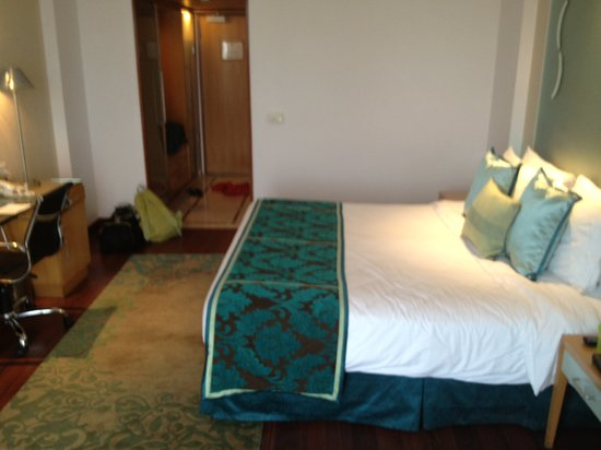 Country Inn & Suites By Carlson, Jaipur:                                     my room 1