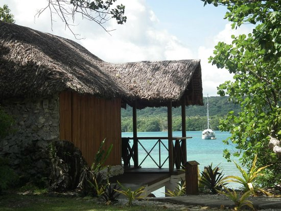 Oyster Island Resort:                   Oyster Island Bungalows