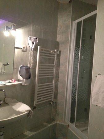 Hotel Altona:                   バスルーム