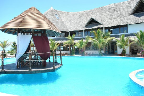 Jacaranda Beach Resort :                   relax al 100%