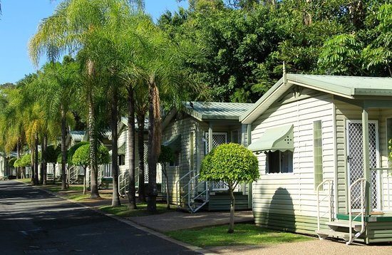 Ashmore Palms Holiday Village: Ashmore Palms Palm Cottage