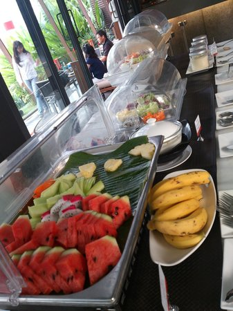 RarinJinda Wellness Spa Resort:                   breakfast