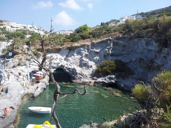Piscine naturali foto di isola di ponza provincia di latina tripadvisor - Isola di saona piscine naturali ...