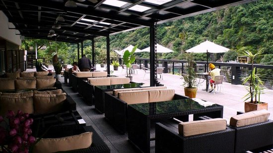 Spring Spa Hotel Wulai :                   restaurant
