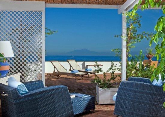 Hotel Relais Maresca: Terrace room 41
