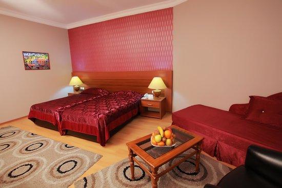 Hotel Sultasa:                   oda