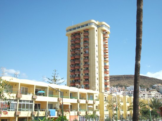 bästa hotell teneriffa