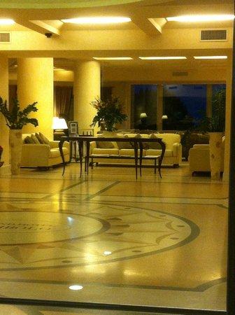 Tombolo Talasso Resort:                   Ingresso