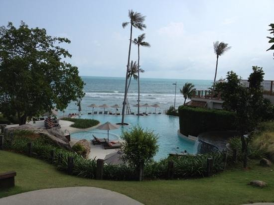 ShaSa Resort & Residences, Koh Samui:                   pool