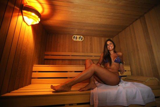 Residence Laste: sauna