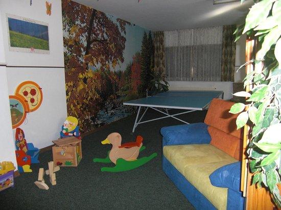 Residence Laste: sala giochi