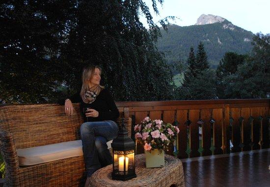 Residence Laste: balcone