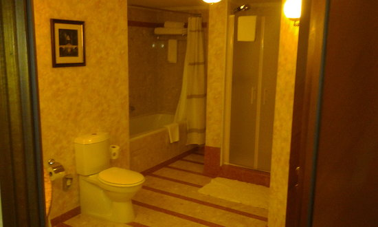 Moscow Marriott Royal Aurora Hotel:                   Bagno