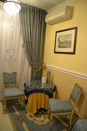 Casa Fenice:                   Our room