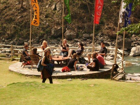 Gati, Nepal: Just Relax
