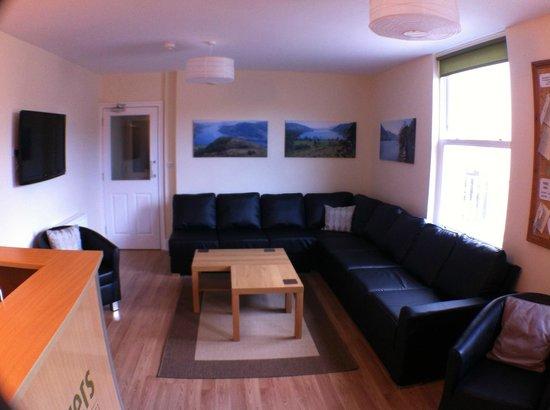 Wayfarers Independent Hostel: Guests Lounge