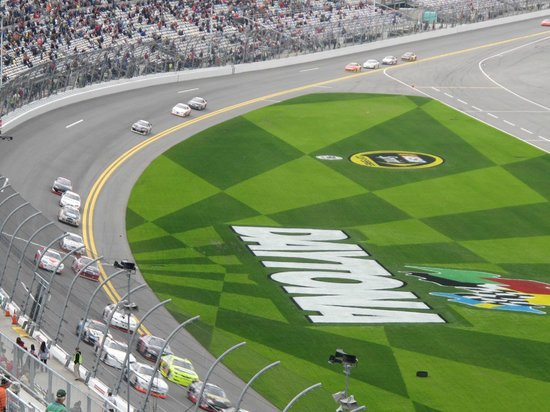 Daytona International Sdway Race Track