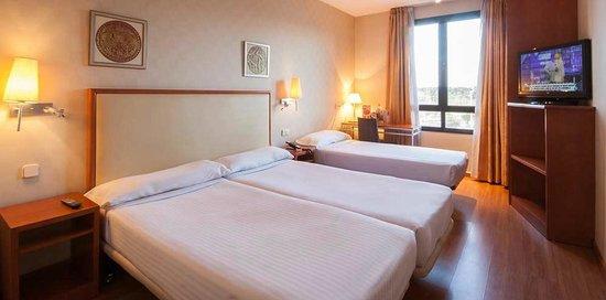 H2 Boadilla Hotel: Habitación Triple
