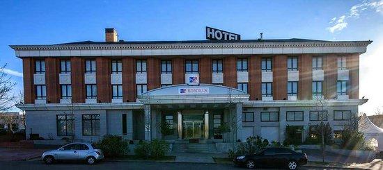 H2 Boadilla Hotel: Fachada