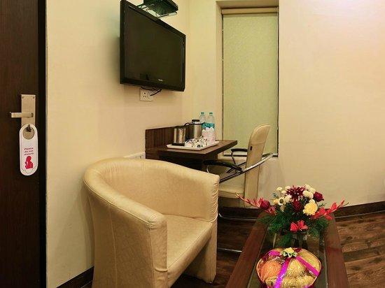 Hotel Rupam: Deluxe Room