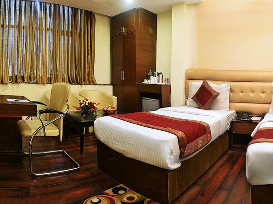 Hotel Rupam: Executive Twin Room