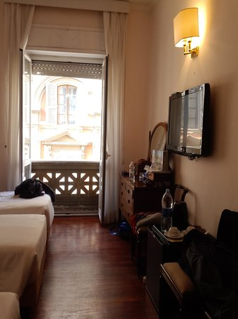 Hotel Sant Angelo:                                     Room 211