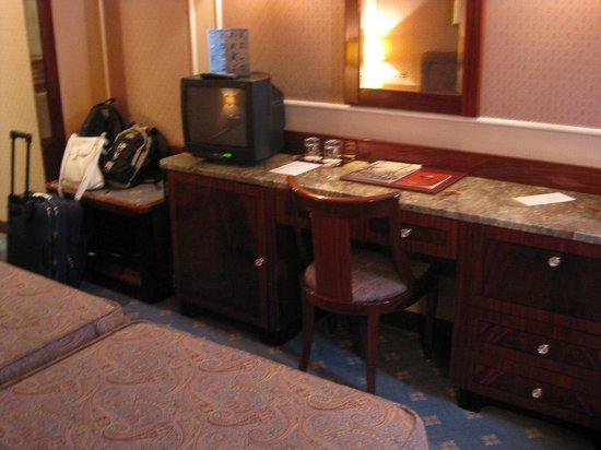 ADI Doria Grand Hotel:                   Habitación                 
