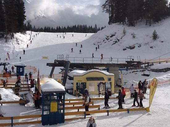 "Museum ""Das Tirol Panorama"":                                     Everyone have fun"