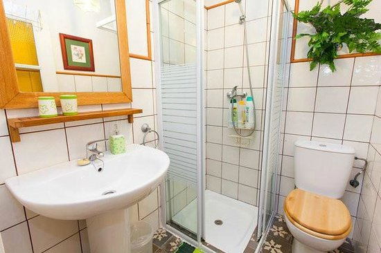 Apartamentos El Patio Andaluz: Bathroom Apartamento Patio Andaluz II