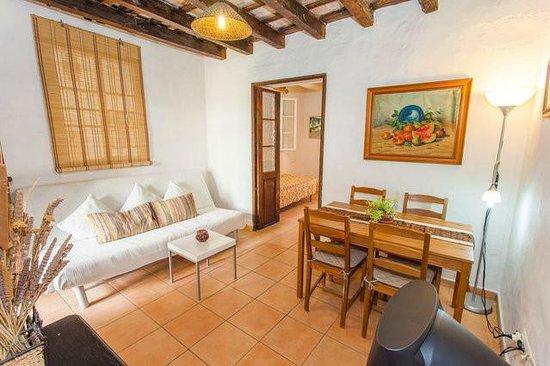 Apartamentos El Patio Andaluz: Livingroom Apartamento Patio Andaluz IV