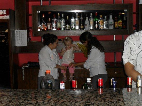 Green Nature Resort & Spa:                                     Bar in Main Reception Area