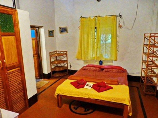 Casa Tres Amigos: Room at the Old Farm House