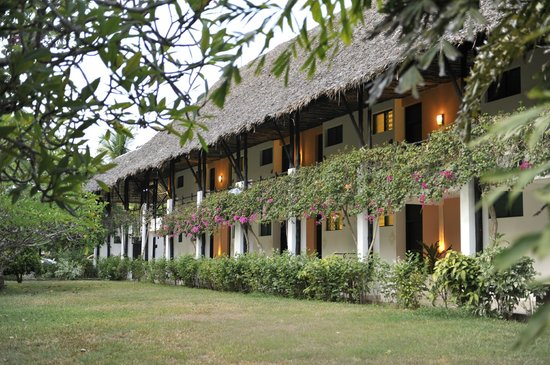 Leopard Beach Resort & Spa:                                     our accommodation