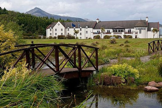 Auchrannie Resort:                   Exterior