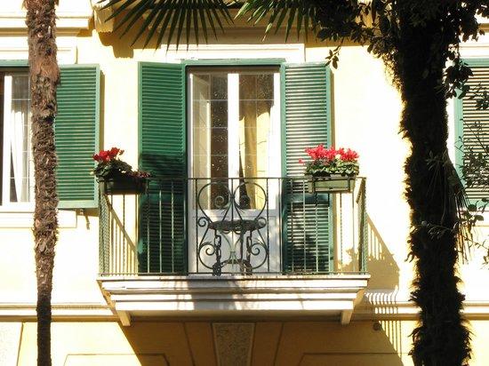 Villa San Lorenzo Maria Hotel:                                     Balcony