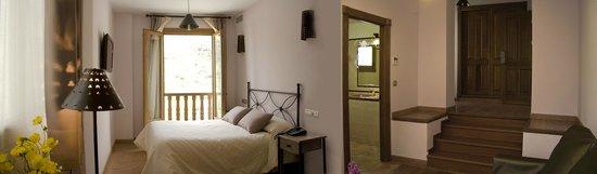 Hotel Estrella de las Nieves: Suite Junior