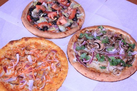 Brick Oven Pizza San Mateo Picture
