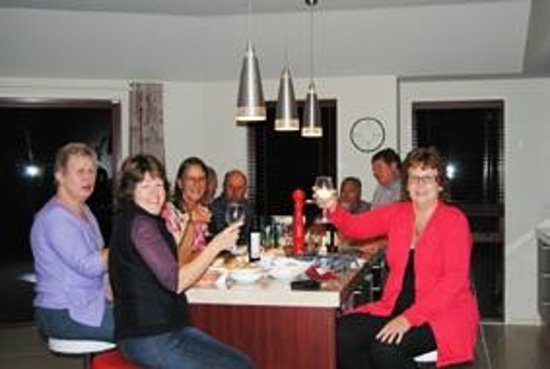 Accent House Boutique Bed & Breakfast: Make great new friends!